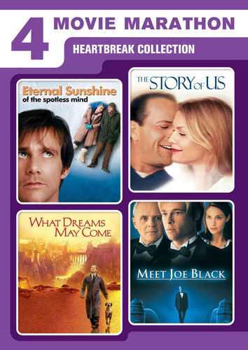 4-Movie Marathon: Heartbreak Collection
