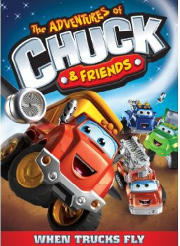 Adventures of Chuck & Friends: When Trucks Fly