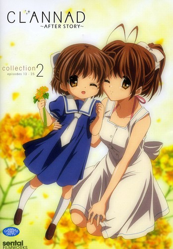 Clannad After Story Collection 2