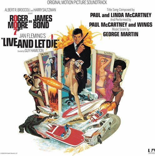 Live & Let Die (Original Soundtrack)