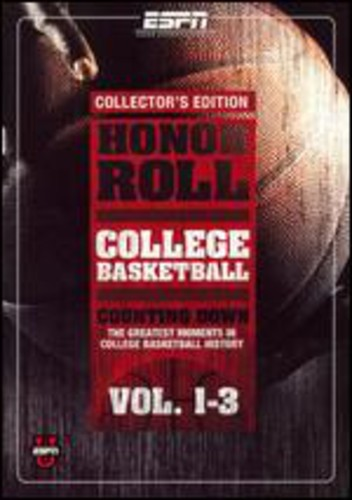 Honor Roll College Basketball 3 Pack