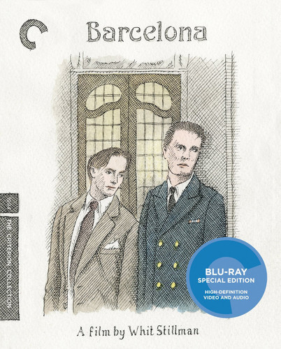 Barcelona (Criterion Collection)