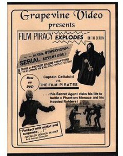 Captain Celuloid Vs the Film Pirates (1966)