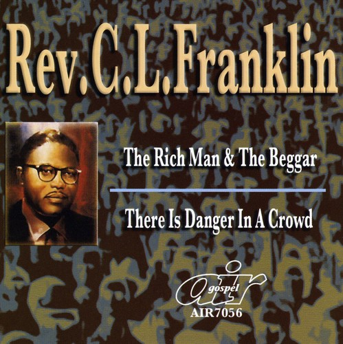 Rich Man & the Beggar /  There Is Danger in a Crowd