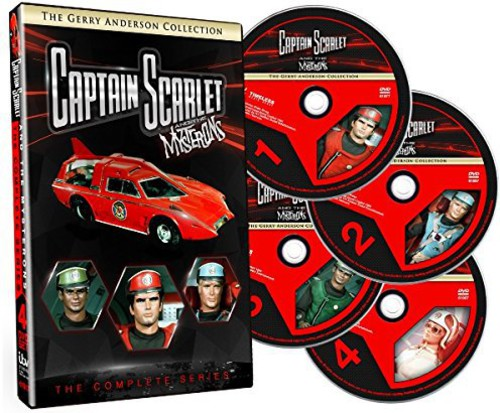 Captain Scarlet and the Mysterions: The Complete Series