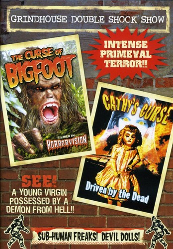 Grindhouse Double Feature: The Curse of Bigfoot