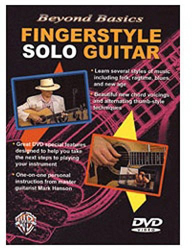 Beyond Basics: Fingerstyle Solo Guitar