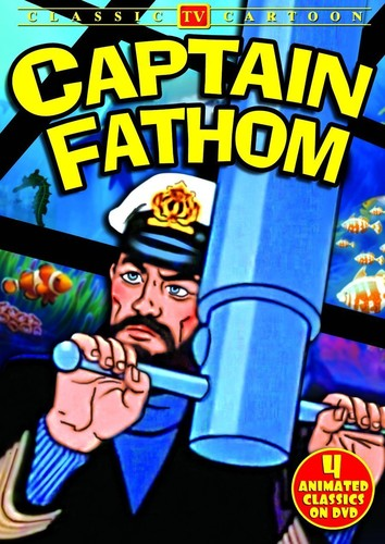 Captain Fathom: 4- Episode Collection