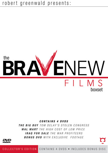 Bravenew Films Box Set