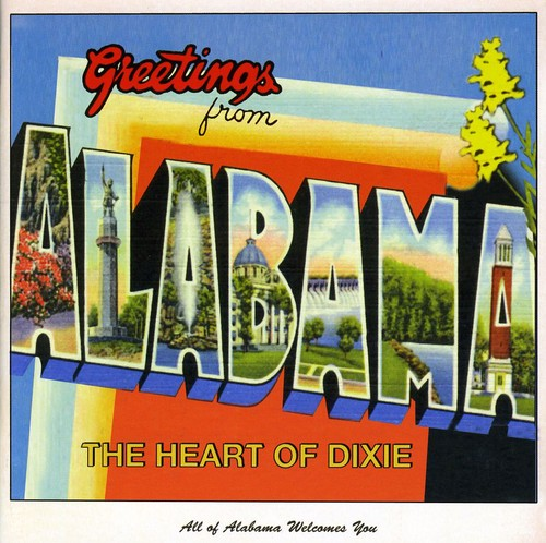 Greetings from Alabama /  Various