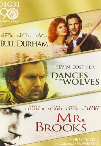 Bull Durham /  Dances with Wolves /  Mr Brooks