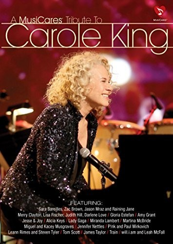 Musicares Tribute to Carole King
