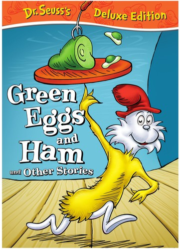 Dr Seuss: Green Eggs & Ham & Other Stories