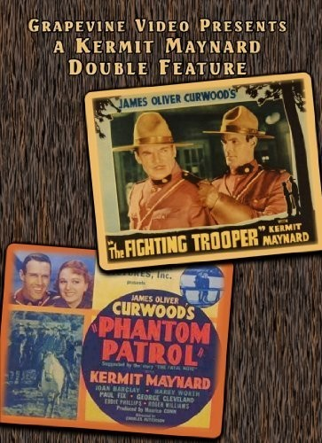 Fighting Trooper (1934) /  Phantom Patrol (1936)