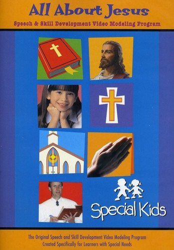 Special Kids: All About Jesus