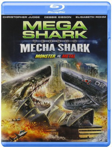 Mega Shark Vs Mecha Shark