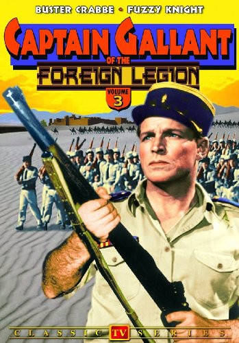 Captain Gallant of Foreign Legion 3