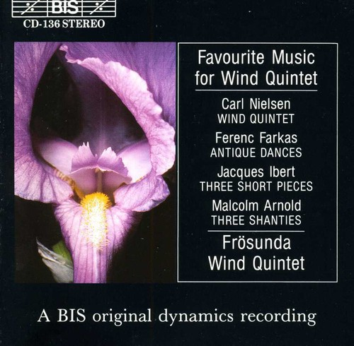 Favorite Music for Wind Quintet /  Various