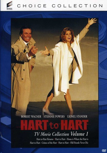 Hart to Hart TV Movie Collection 1
