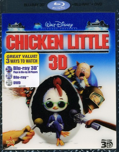 Chicken Little (3D)