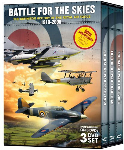 Battle for the Skies: History of Royal Air Force