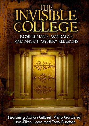 Invisible College: Rosicrucians Mandalas Ancient