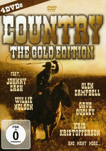 Country-The Gold Edition /  Various