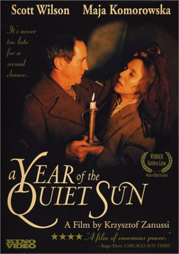 Year of Quiet Sun