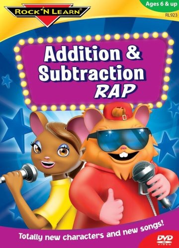 Rock N Learn: Addition & Subtraction Rap