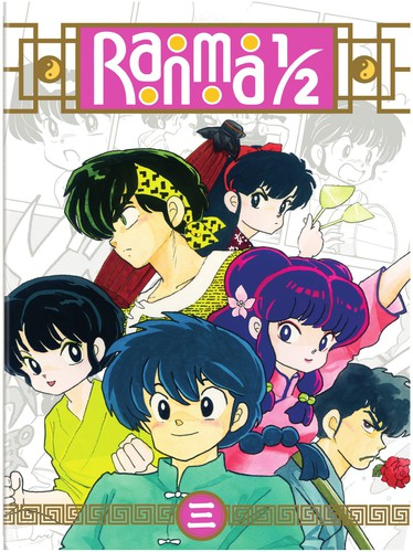 Ranma 1/ 2: TV Series Set 3