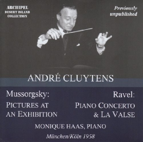 Piano Concerto & la Valse /  Pictures at Exhibition