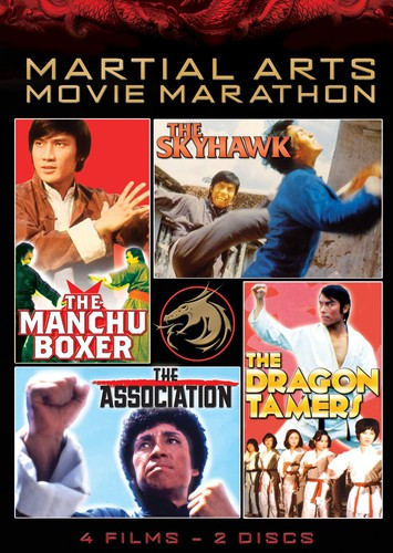 Martial Arts Movie Marathon 1