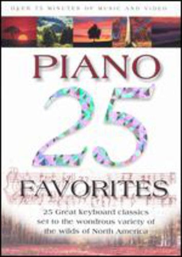 25 Piano Favorites /  Various