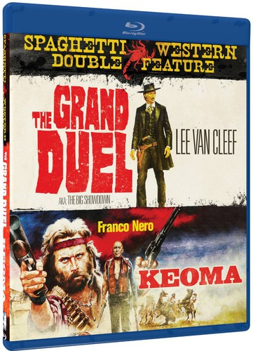 Spaghetti Western Double Feature: Grand Duel &