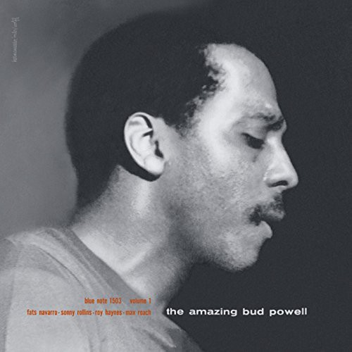 Amazing Bud Powell