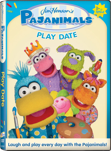 Pajanimals: Pajanimals Playdate