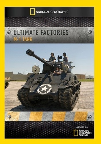 Ultimate Factories: M-1 Tank