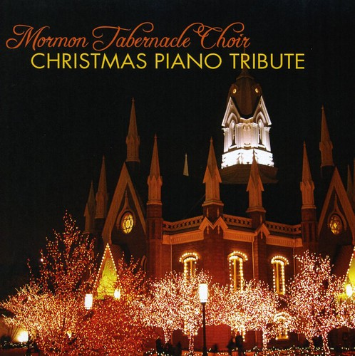 Mormon Tabernacle Choir Christmas Piano Trib /  Various