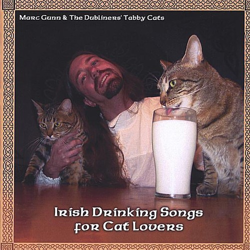 Irish Drinking Songs for Cat Lovers