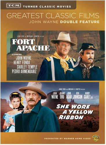Fort Apache/ She Wore a Yellow Ribbon