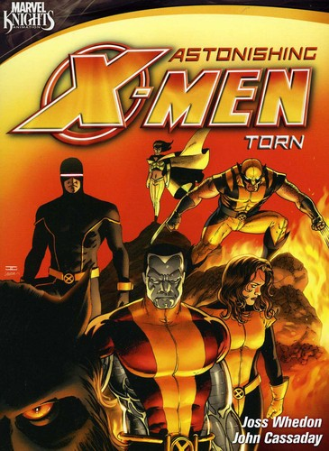 Marvel Knights Astonishing X-Men: Torn