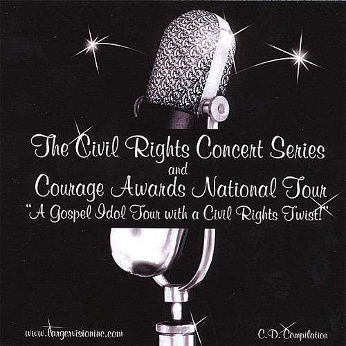 Civil Rights Concert Series & Courage Awards Natio