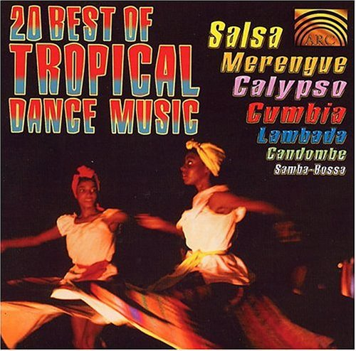 20 Best of Tropical Dance Music /  Various