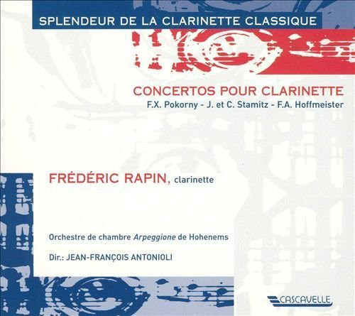 Splendor of the Classical Clarinet