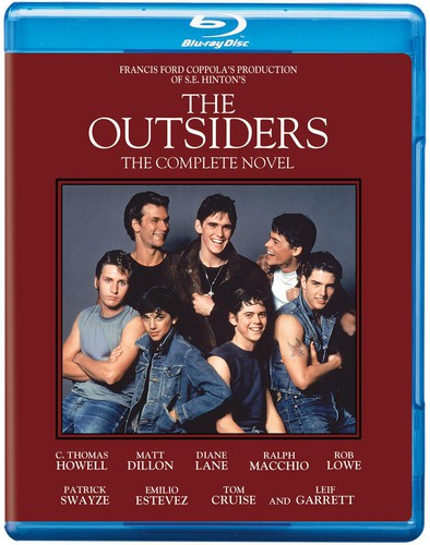 Outsiders: Complete Novel Edition