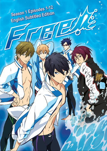 Free Iwatobi Swim Club Season 1 English Subtitled