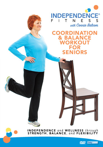 Independence Fitness: Coordination And Balance Workout For Seniors