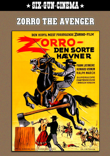 Zorro the Avenger