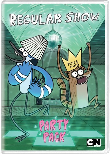 Regular Show: Party Pack 3