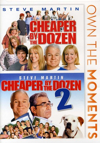 Cheaper by the Dozen / Cheaper by the Dozen 2 Widescreen ...